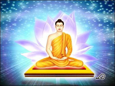 Belief in the enlightenment of the Lord Buddha.